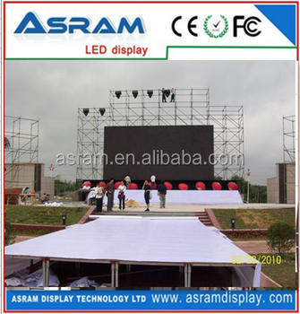 P4 indoor rental full color LED display/screen 6mm rental truss led screen with diecasting aluminum touring cabinets Rental LED