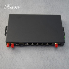 High quality 4g industrial embedded wifi router module rj45