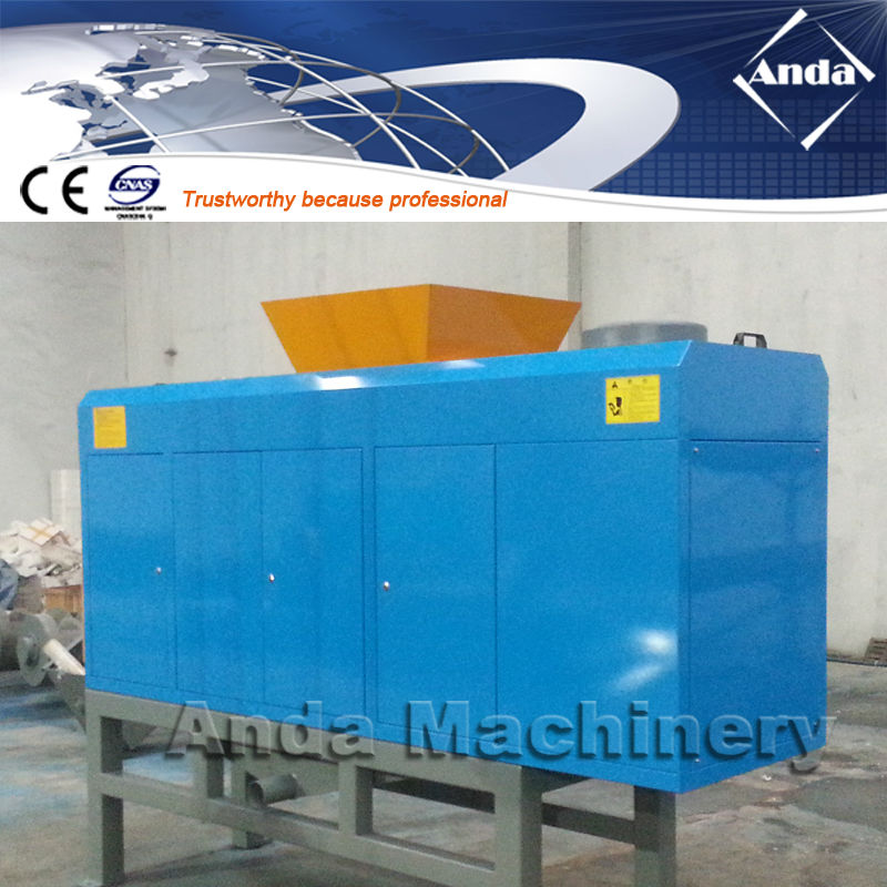 500-1000kg/h plastic film squeeze dryer