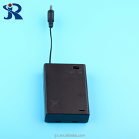 High quality AAA AA battery charger case