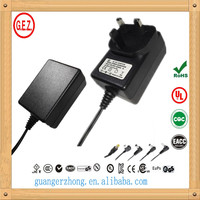 best selling ac adapter 15v 1500ma switching power supply