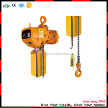 Wholesale Portable Used 1 Ton Electric Chain Hoist