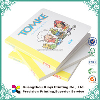 Colorful cartoon&story Children board book printing