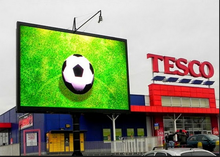 New model rental led display P6.25 outdoor led billboard advertising