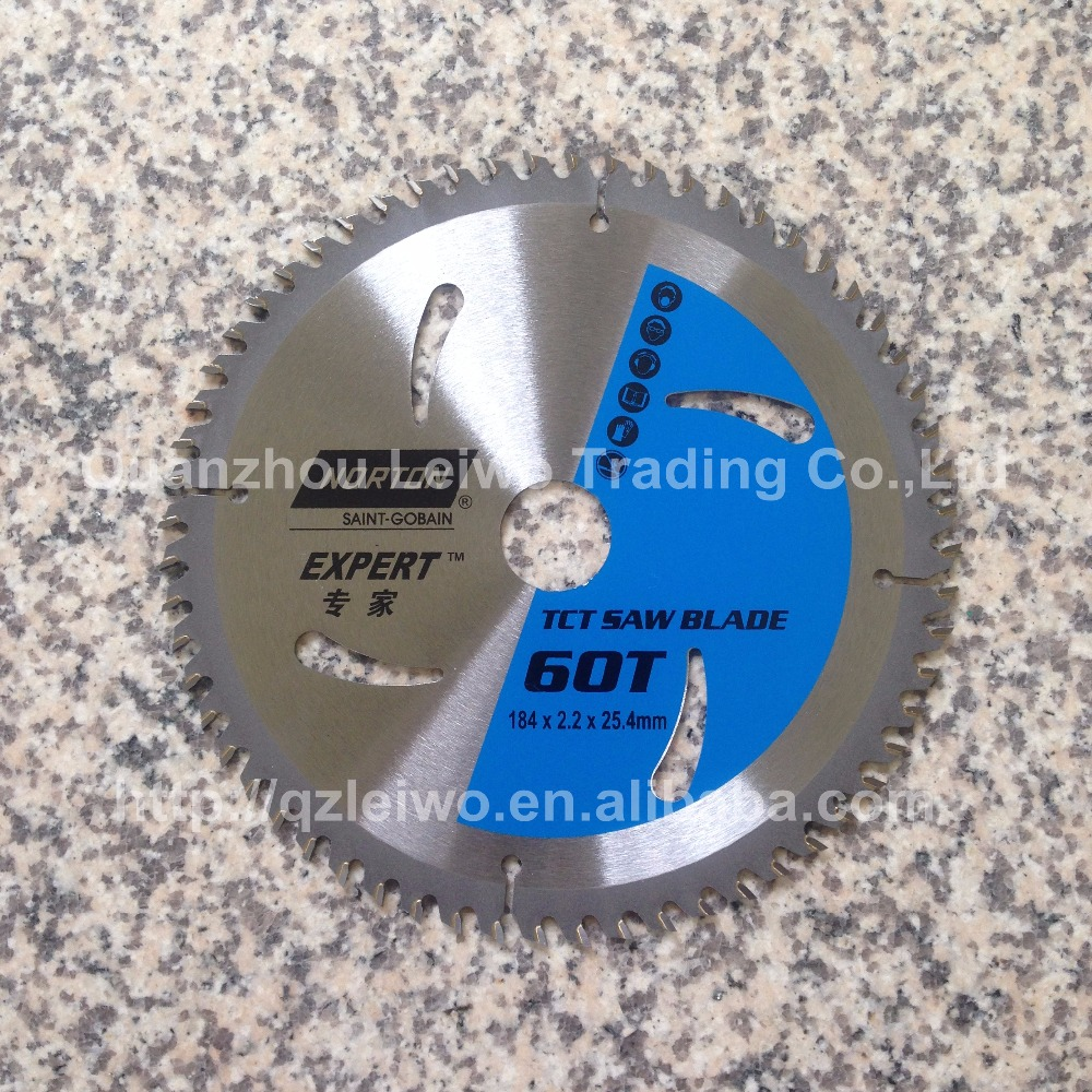 TCT Saw Blade 184 mm Circular Saw Blade for Wood Cutting Disc Woodworking Tools Arbor 25.4 mm