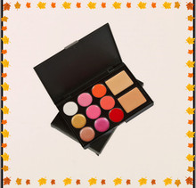 Professional face OEM concealer 9 colors makeup from Guangzhou