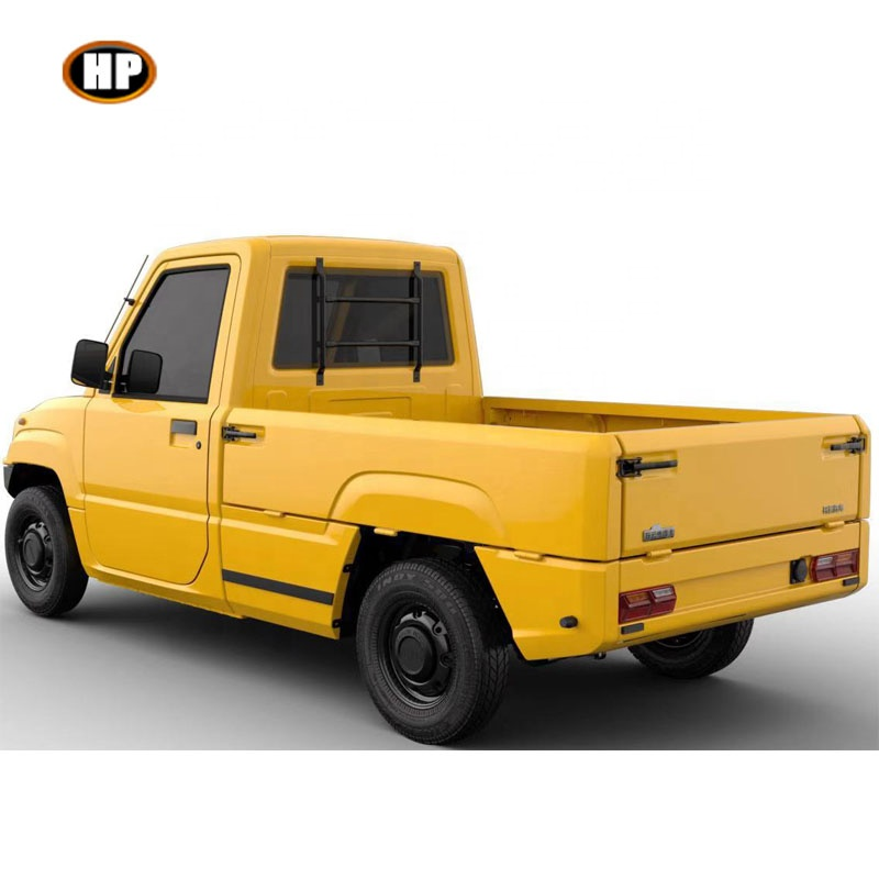 New Arrival China high performance mini electric pickup truck car