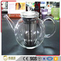 2016 Top-rated OEM supply mini stainless steel wire mesh Tea filter/ Tea infuser strainer