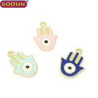 Jewelry evil eyes charm baby safety charms for necklace