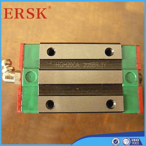 aluminum linear guides Sample available drawer slide rail tbi linear guide MSB35TS