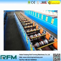 FX full automatic rain water gutter roll forming machine&equipment