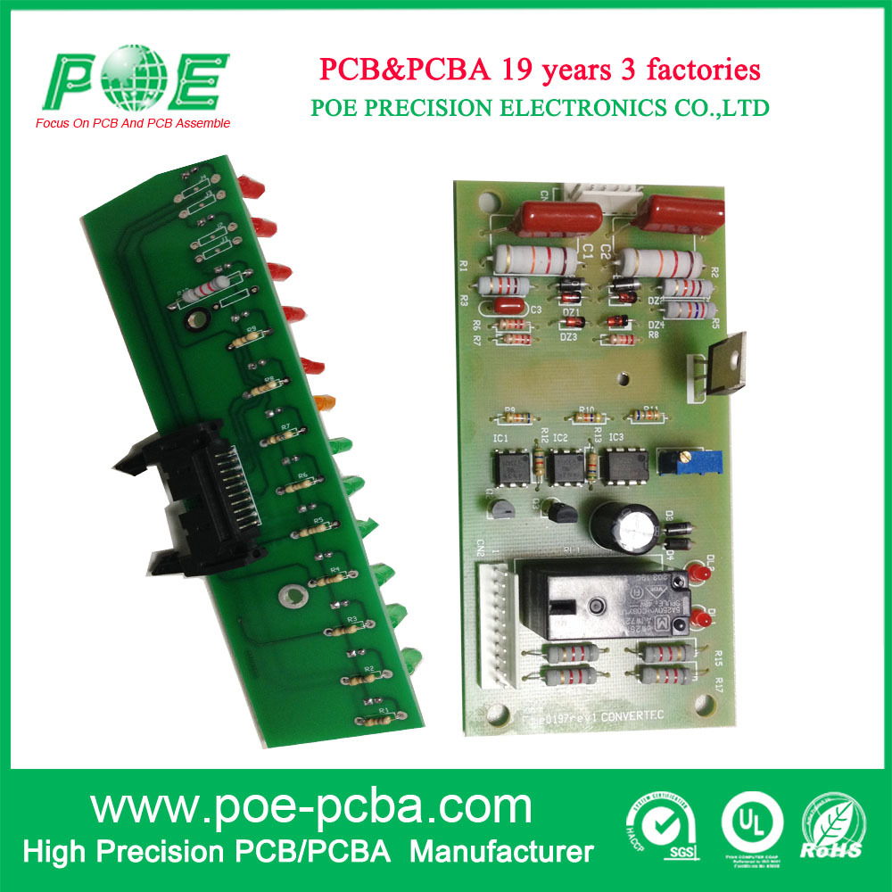 Qualified pcb assembly smd led pcb board