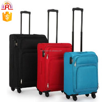 New Design Nylon Material Soft Luggage