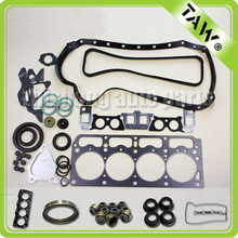 Basic parts overhaul package engine gasket 7K 04111-06010 for auto parts