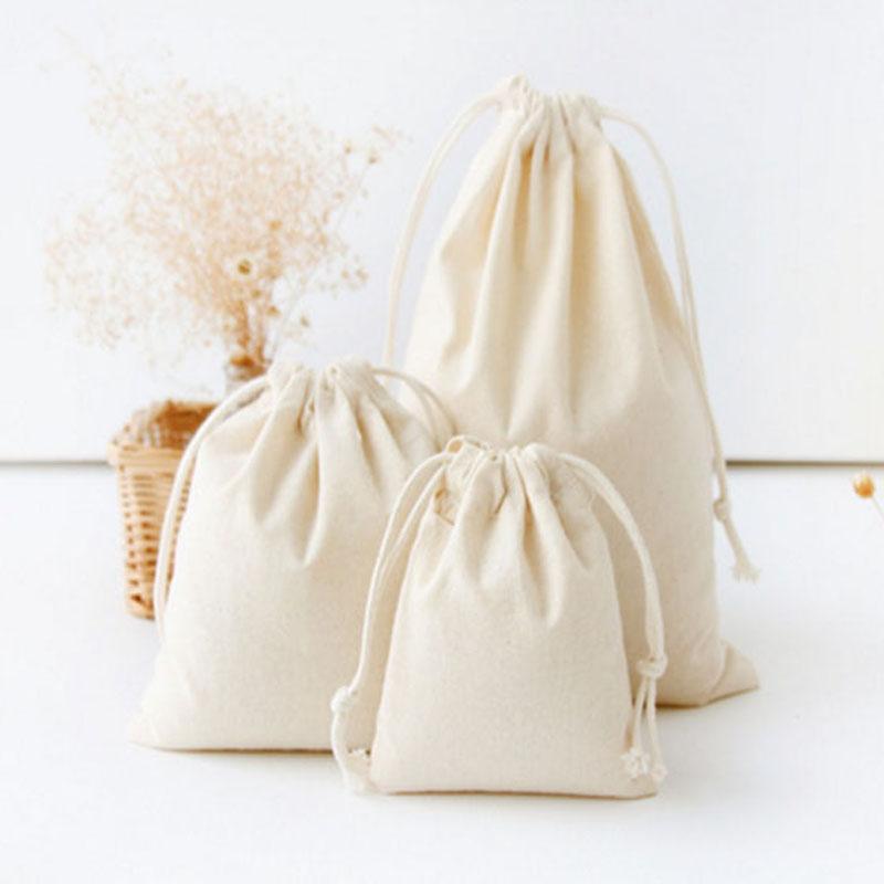 Custom Small Cotton Muslin Drawstring Bag - Buy Custom Drawstring ... b245f3dbe064c