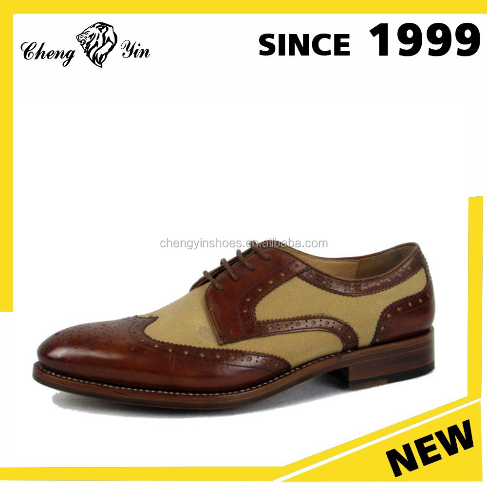 Chinese Factory Luxury high quality shoes men leather from italian