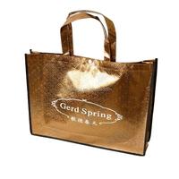 colorful PP non woven fabric bag manufacturer for supermarket grocery