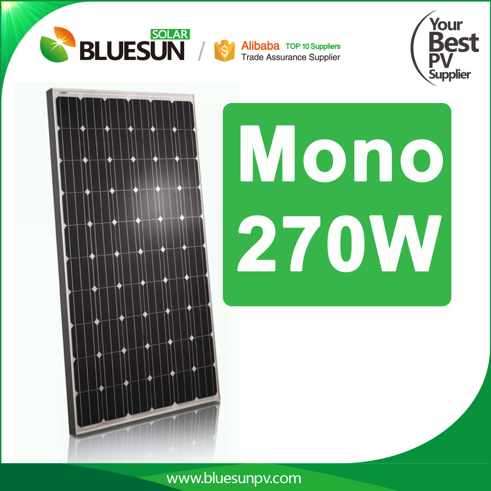 jinko 250wp 260wp 18v solar panels with built in inverters for home