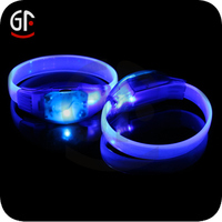 Best Quality Promotional Party Event Flashing Led Bracelet