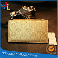 2014 stylish slim credit card wallet zipper credit card holder wholesale
