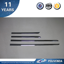 Auto parts manufacture Stainless steel side door trims For 2013+ Hyundai ix45