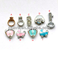 hot sale new fashion cheap new design floating charms