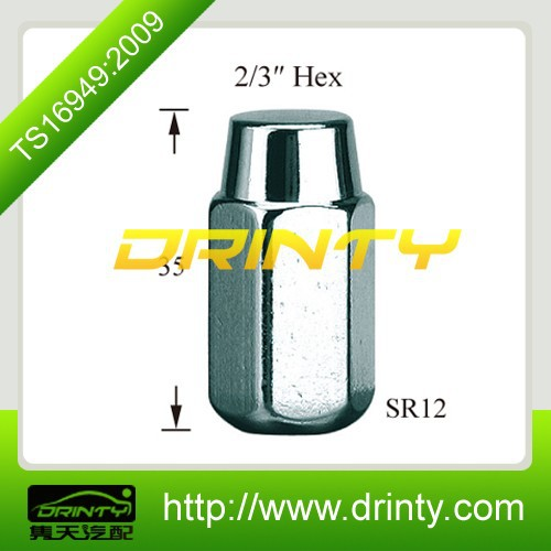 Changzhou anti theft bolts wheel nuts covers