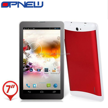 OEM 7 inch 3G Phablet phone tablet pc with 4 bands dual sim card tablet