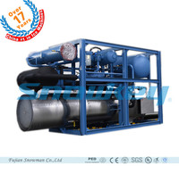 Ice Tube Machine For HongKong Market Delivered By 2016 Year Large Size Tube Ice Maker