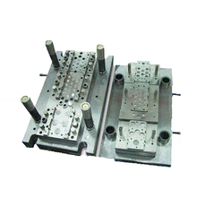 3D Design CNC Automotive Plastic Product Prototype Making and Injected Mould