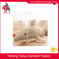 China Promotional Cute Fish Stuffed Holiday Gifts Plush Toy