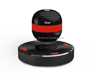 wireless recharging magnetic levitating bluetooth speaker