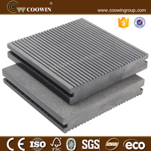 China wpc heat-resistant composite decking