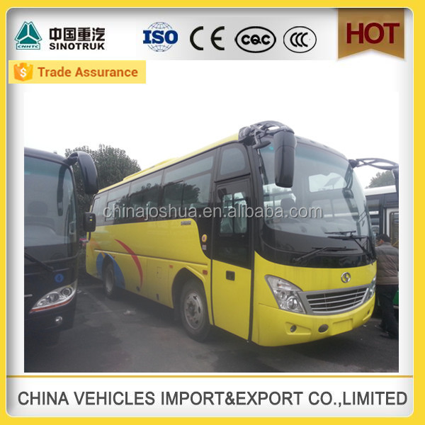 zhongtong used luxury bus price for sale