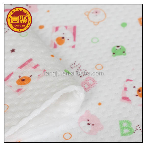 100%poly polar fleece warm fabric child knitted fabric