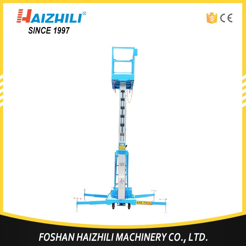 6m aluminum elevated portable work platform