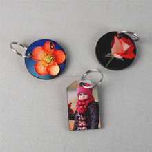 blank key chain for sublimation