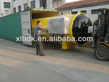 2014 hot sale tire vulcanizing machine for waste truck tire cold retreading