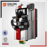 Dalong Intelligent auto cementing shoe heel seat and sides lasting machine B2