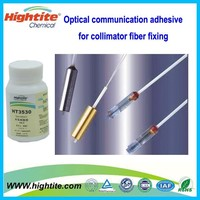 fiber optical connector polishing glue Epoxy AB glue