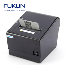 Highly Recommended Usb+Parallel Surface 80mm Receipt Printer For Barcode/Qr Code And All Software/Driver Support FK-POS80BS