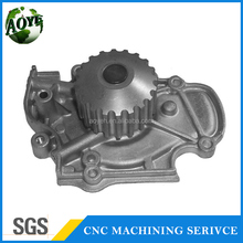Latest technology Hard anodize aluminum die casting lost wax casting