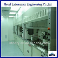 Electrical control system laboratory fume hood SEFA listed supplier