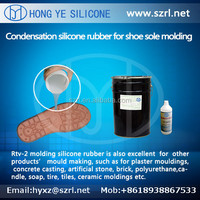 raw material price molding silicon soles for shoe making,rtv/lsr/molding silicon