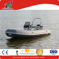 inflatable speed fiberglass rib boat consoles