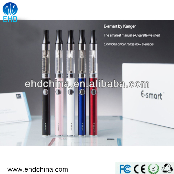 Christmas Promotion wholesale electronic cigarette e-smart starter kit e-smart rebuildable atomizer cigarette electronique