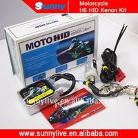 MOTO HID Sunny Motorcycle Xenon HID H6 Kit 12V 35W - F
