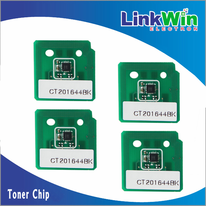 Compatible for Xerox WorkCentre 7120 7125 reset toner cartridge chip