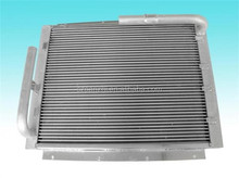 plate bar screw compressor oil cooler