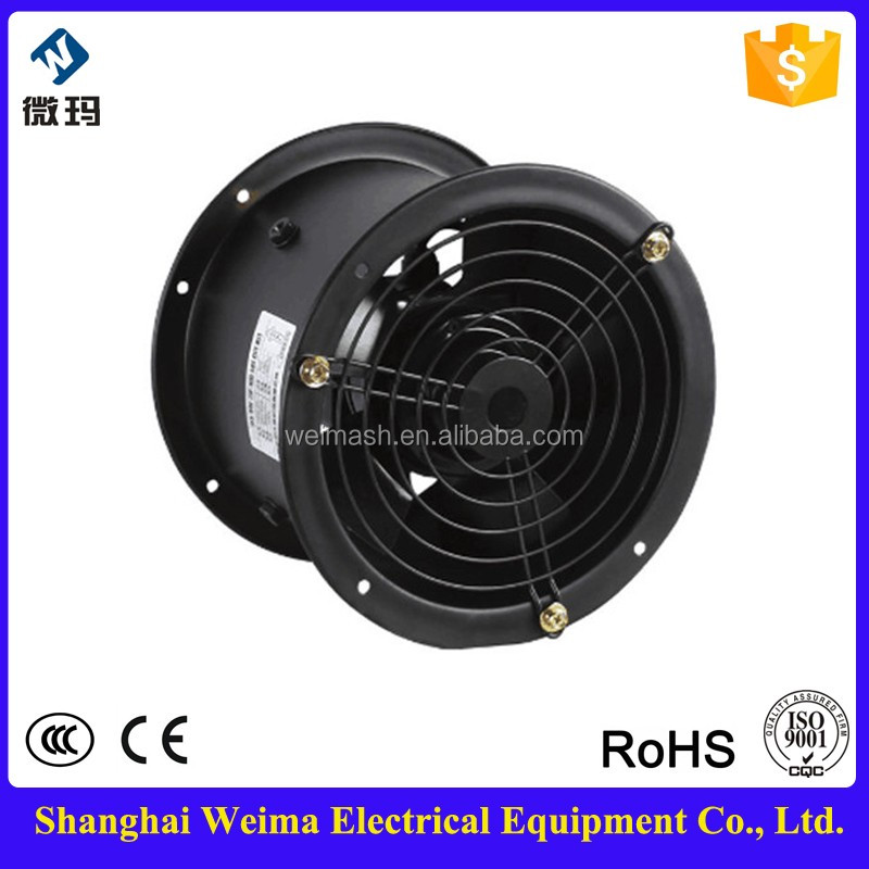 Good Price 200mm 380V Small Tube Axial Fan